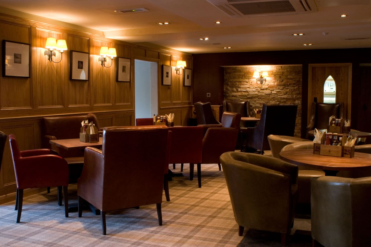 The Inn on Loch Lomond casual dining