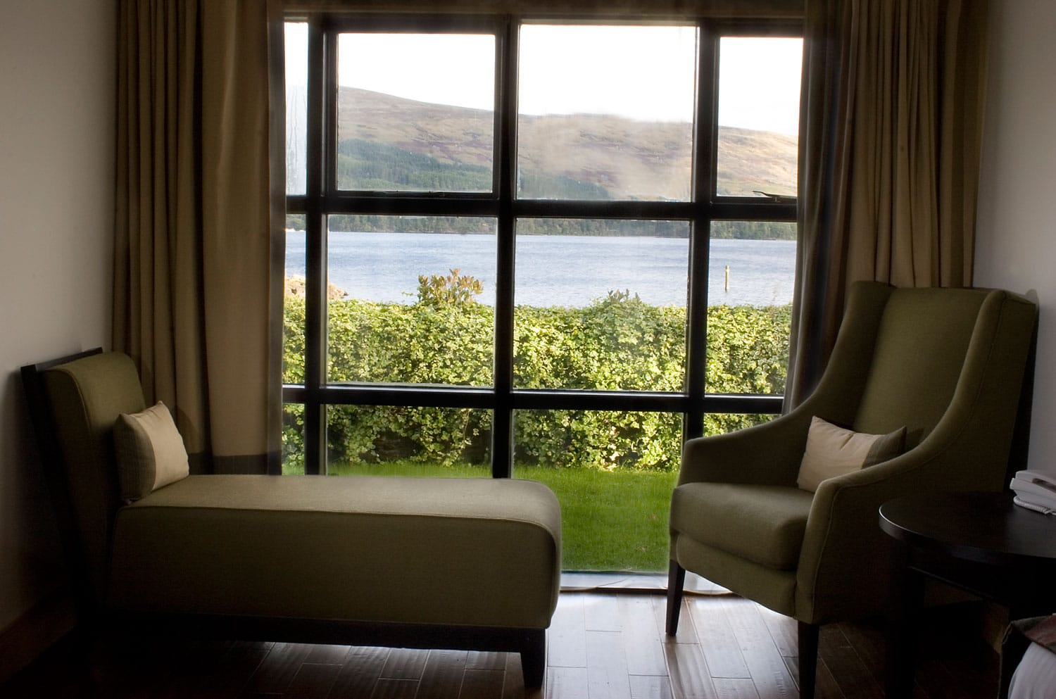 Ben Lui accommodation luxury by Loch Lomond