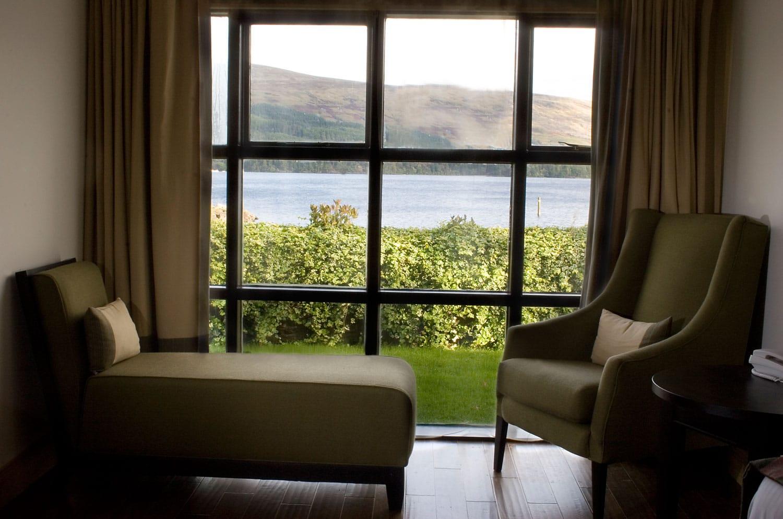 Ben Lui accommodation luxury by Loch Lomond