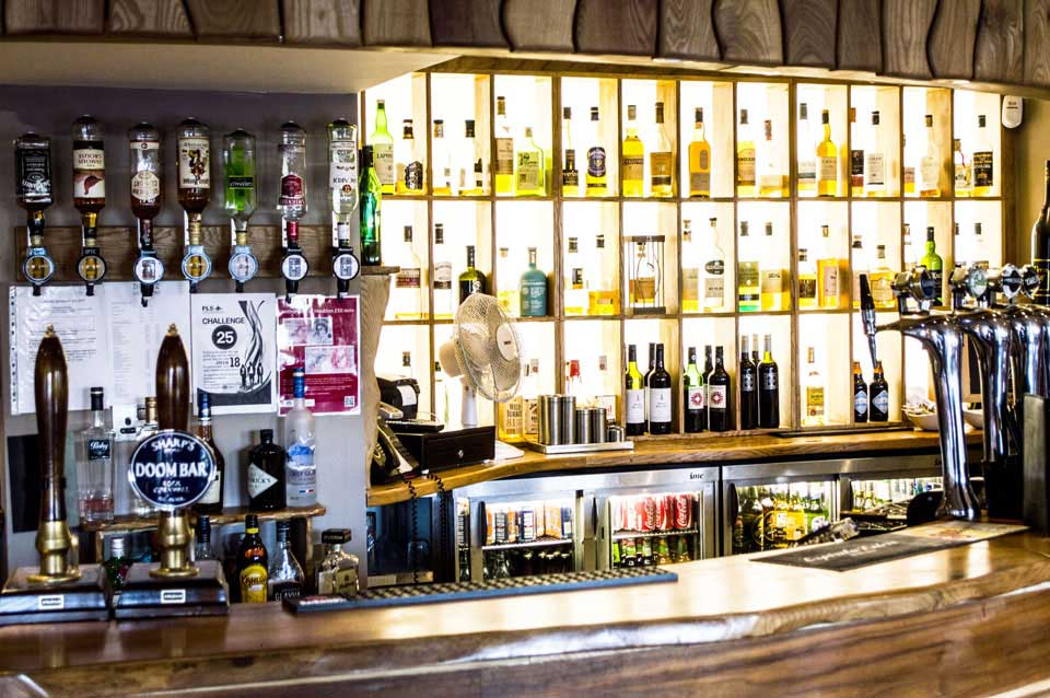 Mr C's Whisky Bar at the Inn on Loch Lomond