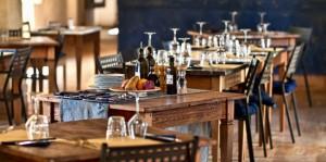 Mr C's restaurant at The Inn on Loch Lomond