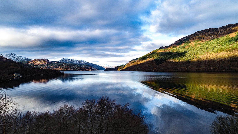 Inn on Loch Lomond View Of Loch Lomond