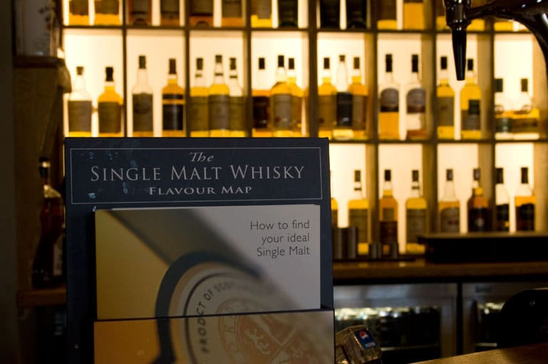 Mr C's Whisky Bar at the Inn on Loch Lomond