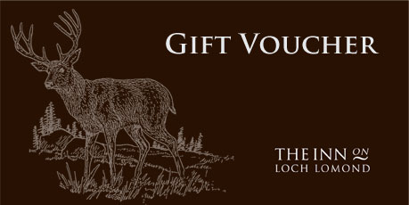 The Inn on Loch Lomond Gift Voucher Card