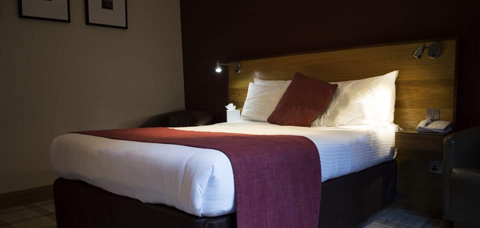 The Inn on Loch Lomond room view