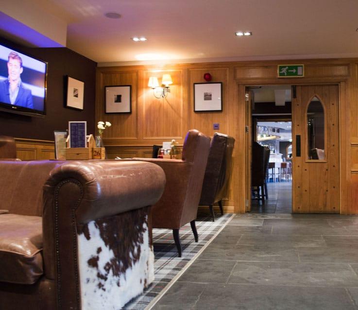The Inn on Loch Lomond Mr C's Lounge