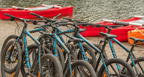 Loch LOmond Cycle