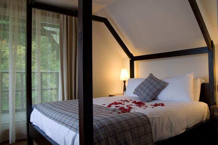 Inn on Loch Lomond Valentines Day