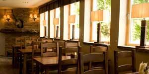 Dining at The Inn on Loch Lomond