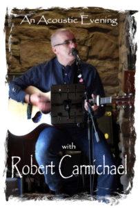 Robert Carmichael Plays at The Inn on Loch Lomond