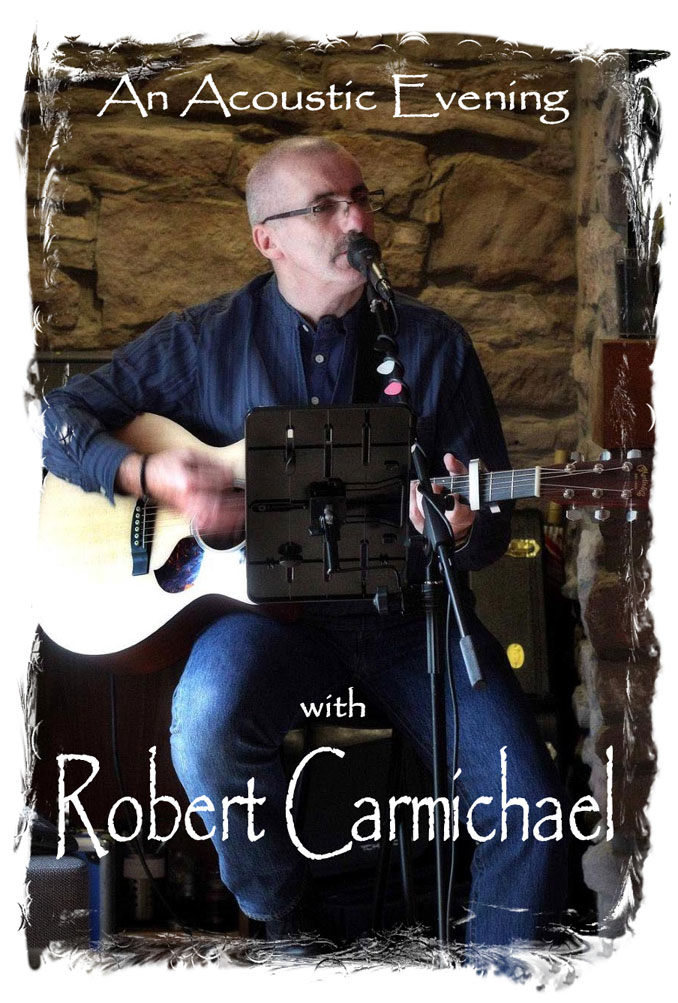 Robert Carmichael Plays at The Inn on Loch Lomond