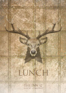Mr C's Lunch Menu